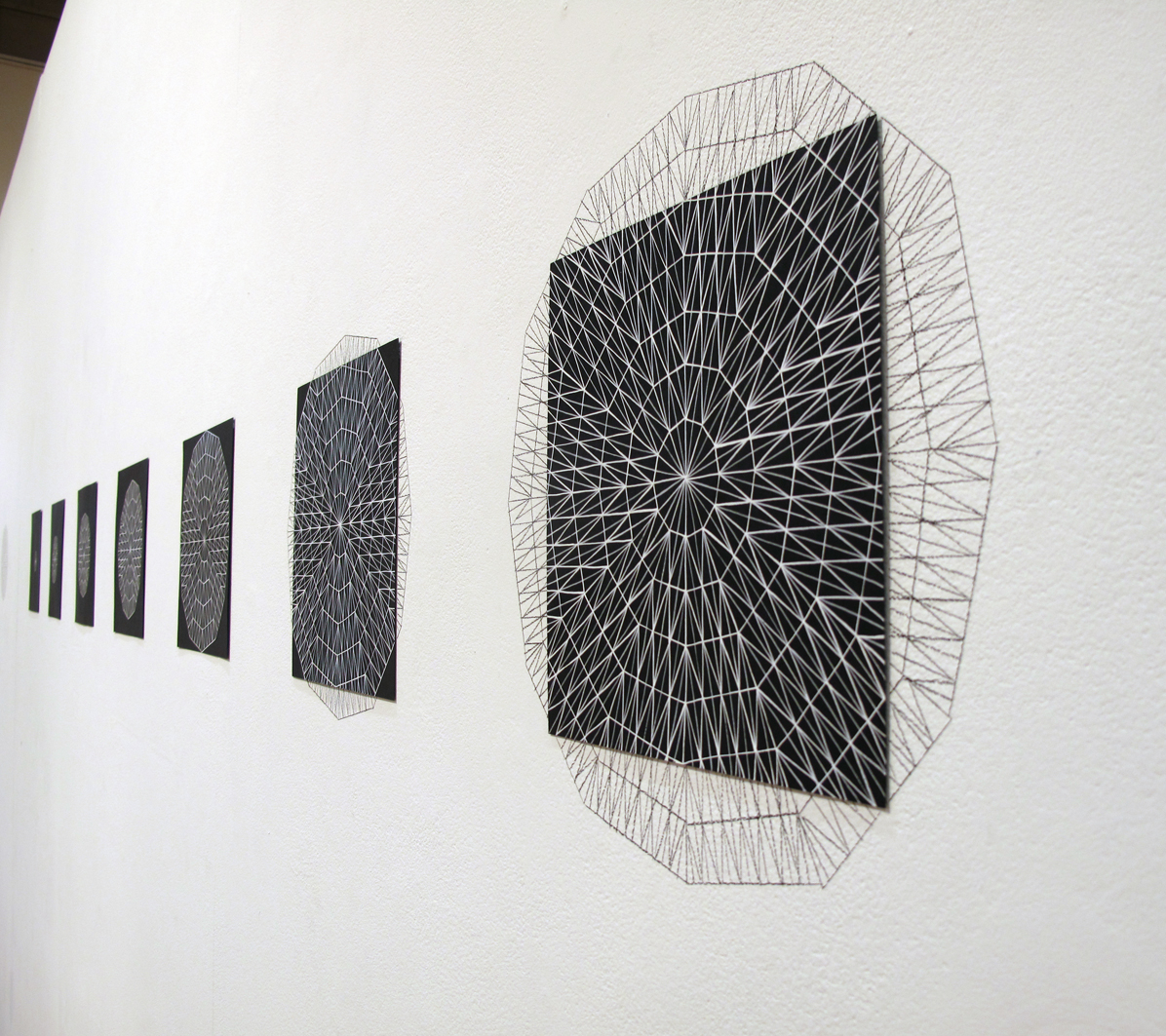 Julie Brooke Exhibition The Principle of Continuity