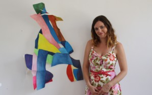 Julia Kennedy-Bell 2015 Emerging Artist-in-Residence