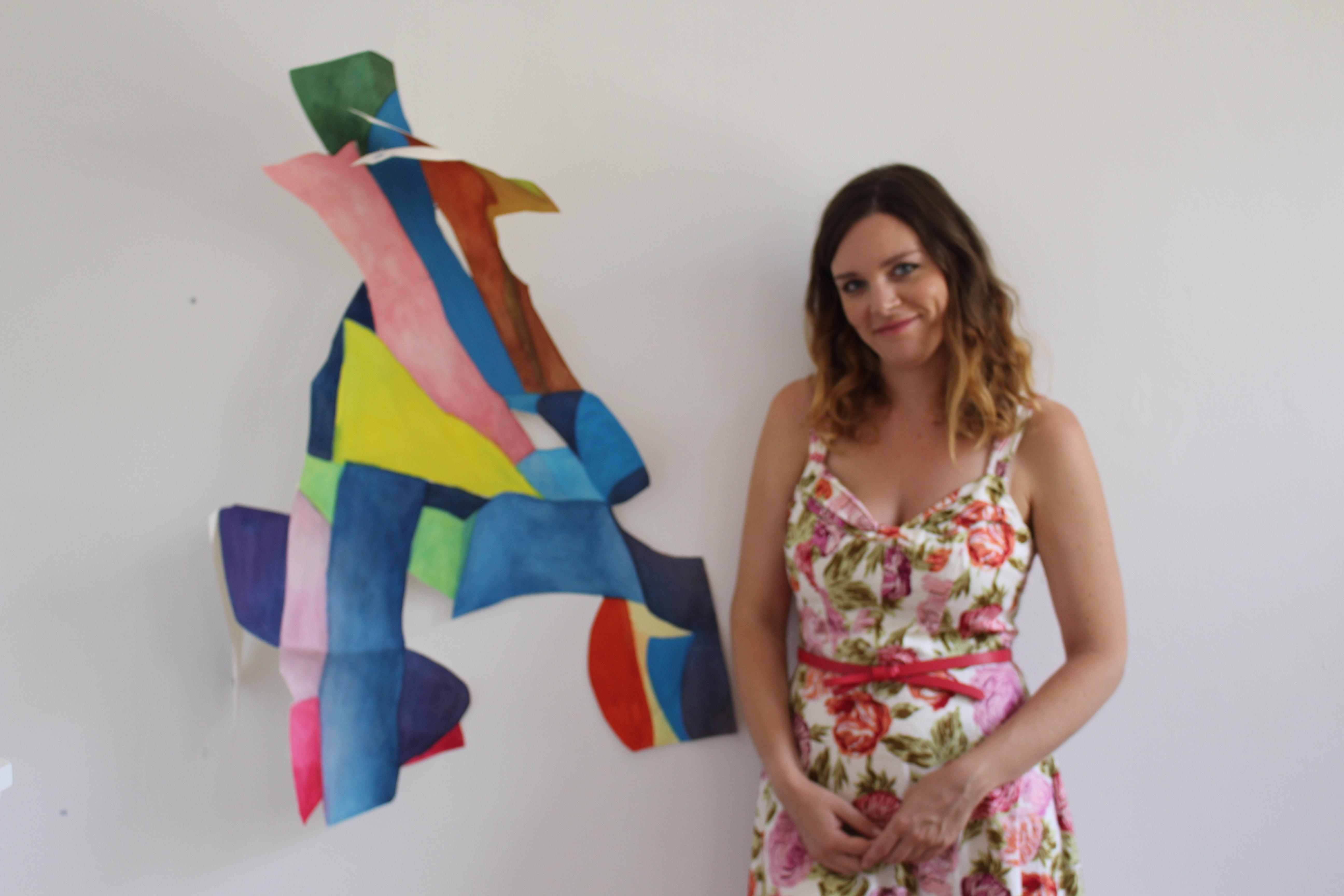 Julia Kennedy-Bell 2015 Emerging Artist-in-Residence