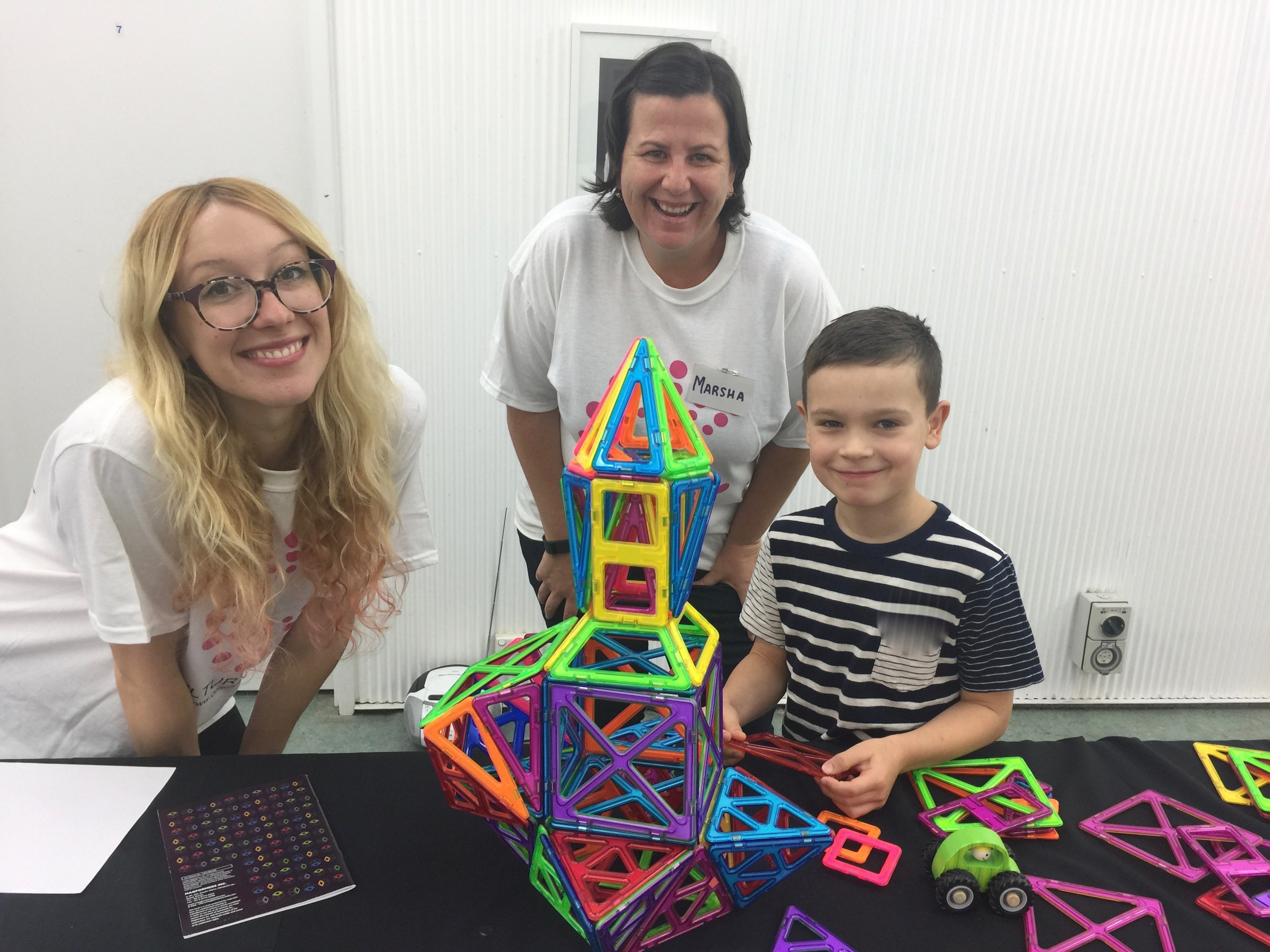 STEAM family free workshops last Sunday of every month 10-11am